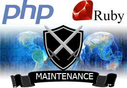 Prowebserver - Maintenance Php et Ruby on rails