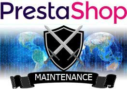 Prowebserver - Maintenance Prestashop