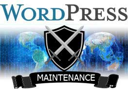 Prowebserver - Maintenance WordPress